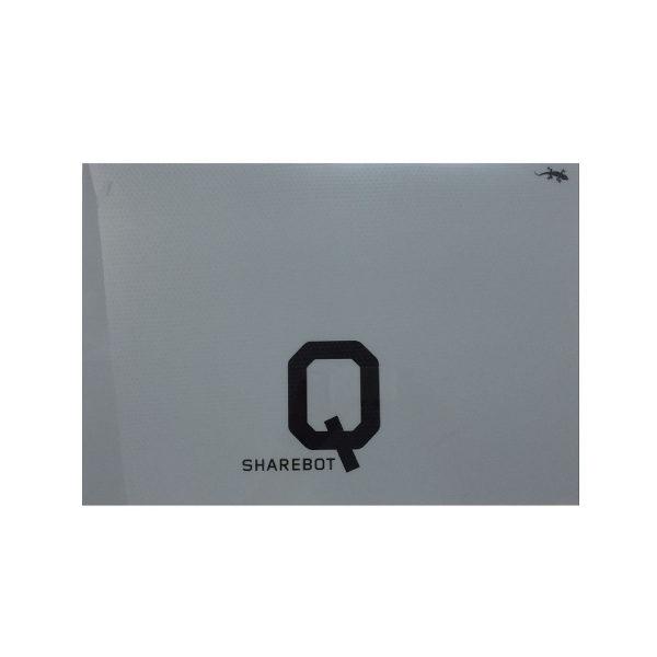 geko pad piatto magnetico sharebot q 3d store monza