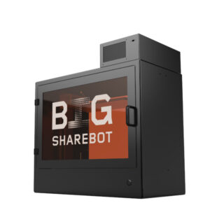 stampante 3d resina sharebot big 3d store monza