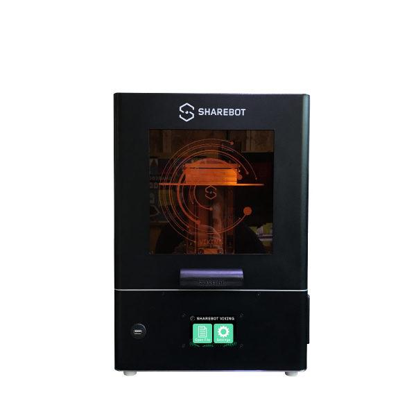 stampante 3d sharebot viking 3d store monza