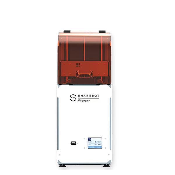 sharebot voyager 2 stampante 3d dentale 3d store monza