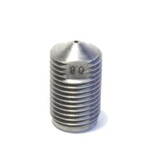 nozzle dyze 0,8 mm 3d store monza
