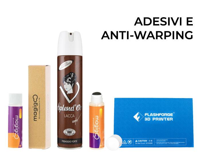 adesivi anti warping stampa 3d store monza sharebot