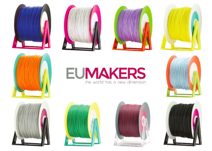 filamenti eumakers stampa 3d store monza sharebot