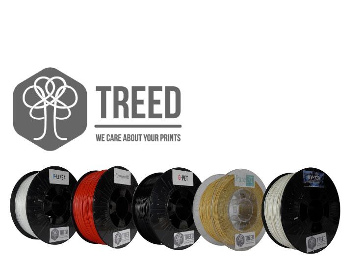 filamenti treed filaments 3d store monza sharebot