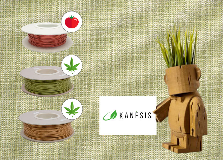 filamenti kanesis stampa 3d store monza sharebot