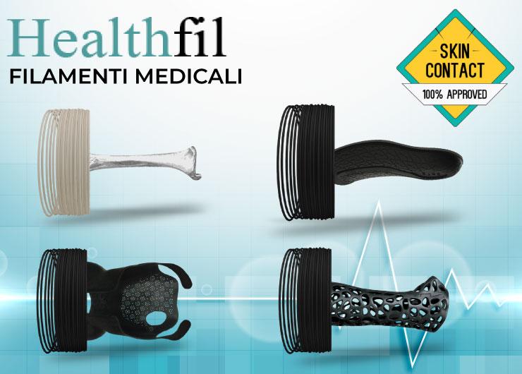 filamenti medicali stampa 3d store monza sharebot