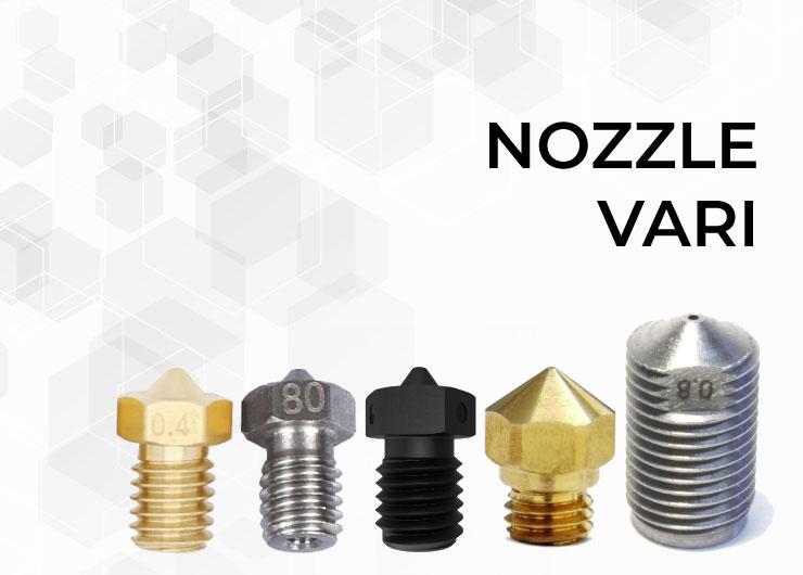 nozzle ugelli stampanti 3d store monza sharebot