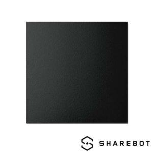 piatto stampa polipropilene sharebot one 3d store monza