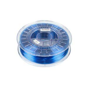 filamento petg filoalfa blu trasparente stampa 3d store monza sharebot