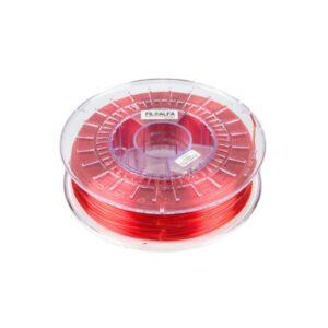 filamento petg filoalfa rosso trasparente stampa 3d store monza sharebot