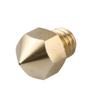 nozzle mk8 ottone 0,4mm nozzle creality stampa 3D store monza