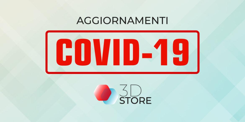3d store monza adotta misure anti covid-19