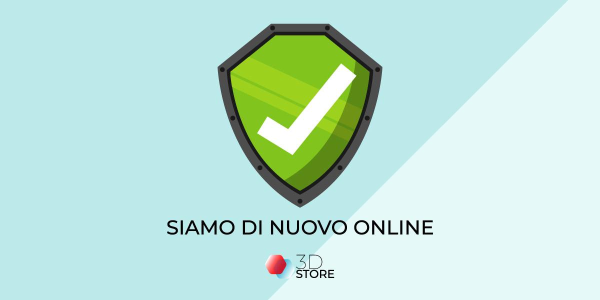 shop online stampa 3d store monza