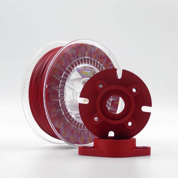filamento nylon carbonio rosso treed filaments stampa 3d store monza