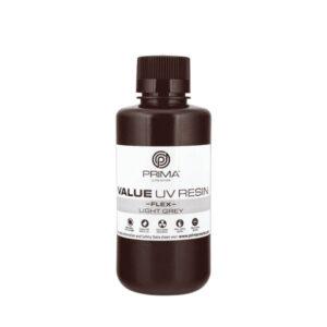 resina flex primacreator uv value dlp light grey stampa 3d store monza