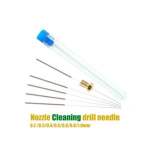 aghetti pulizia nozzle stampa 3d store monza sharebot