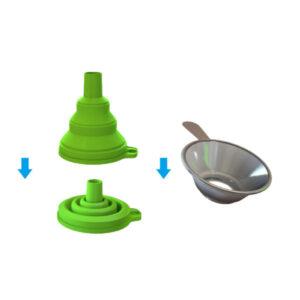 imbuto filtro resine stampa 3d store monza sharebot